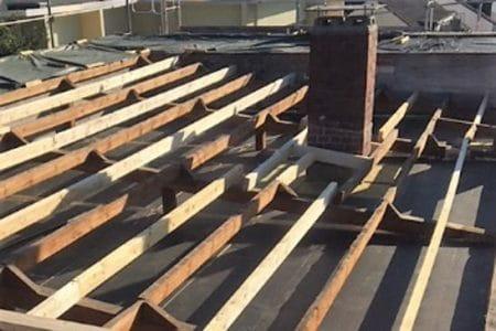 Dach Holzbau